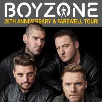 Boyzone Farewell Tour In Manila