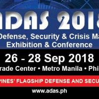 ADAS 2018 - military exibition in Philippines