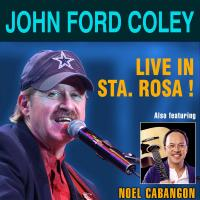 John Ford Coley Live In Santa Rosa