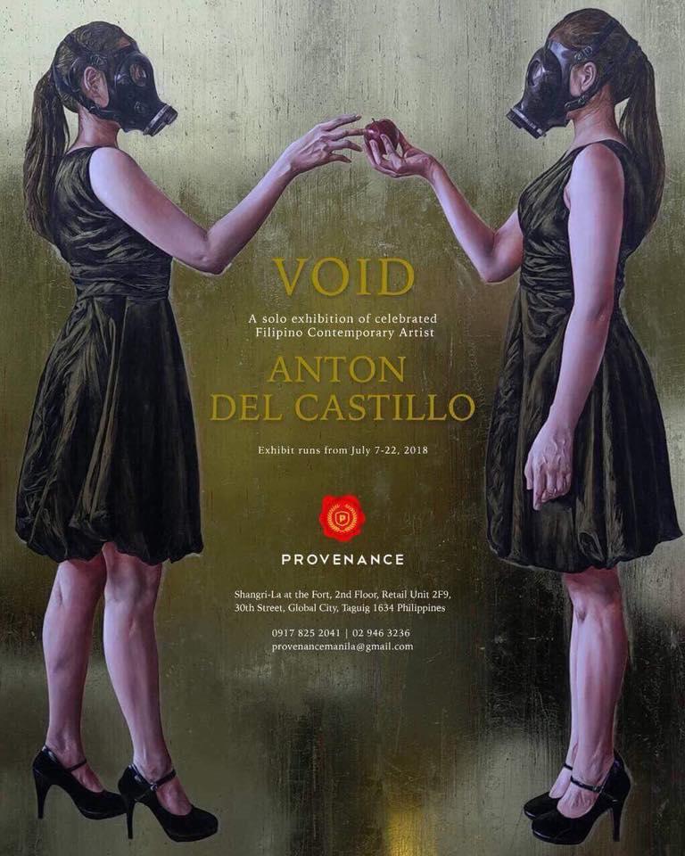 VOID by Anton del Castillo