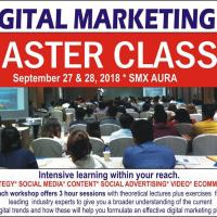 The 3rd Digital Marketing Master Class