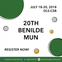 BenildeMUN At Its Grandest: 20th Anniversary of the Pioneer MUN in the Philippines