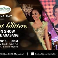 All That Glitters Fashion Show by Arielle Agasang