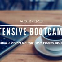 Intensive Virtual Assistant Bootcamp for Real Estate
