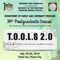 UP - PGH DFCM 38th Postgraduate Course