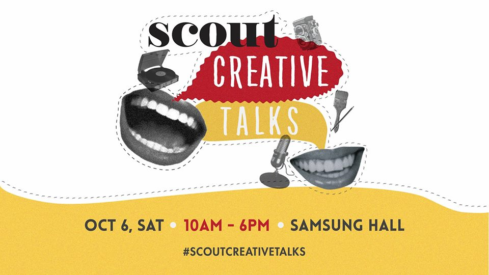 Scout Creative Talks 2018