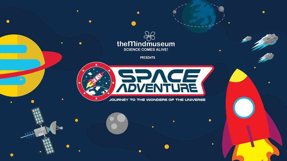 Space Adventure exhibition now open