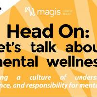 August - Head On: Let's talk about mental wellness