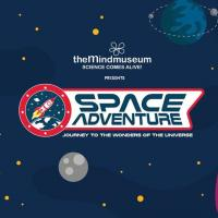 Space Adventure exhibition now open