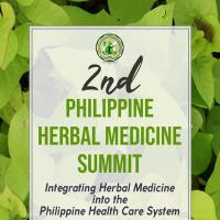 2nd Philippine Herbal Medicine Summit