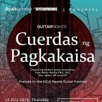 GuitarNights: Cuerdas ng Pagkakaisa
