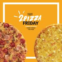 2 Pizza Friday
