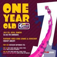 ONE YEAR OLD: The Splatoon PH Anniversary Meetup!