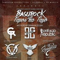 BASUROCK AND TAPOS NA TAYO AT CABIN 420 BAR & BISTRO