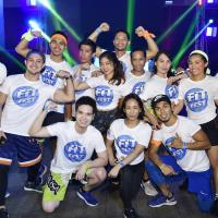 It's a Hit to Get Fit at the Sony Fit Fest