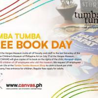 Tumba Tumba Free Book Day