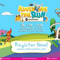 CM Adventure Time Run 2018