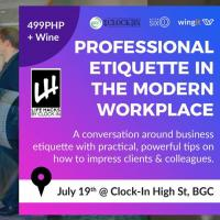 Life Hacks: Professional Etiquette in the Modern Workplace