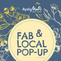 The FAB & LOCAL POP UP bazaar