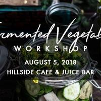 Fermented Vegetables Workshop