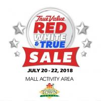 Interested Red, White & True Sale Alabang Town Center