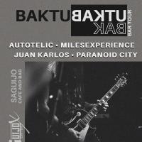 BAKTUBAKTUBAK BAR TOUR AT SAGUIJO CAFE + BAR EVENTS