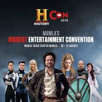 Katheryn Winnick of HISTORY's Vikings Makes Her First Special Appearance in Asia at History Con 2018