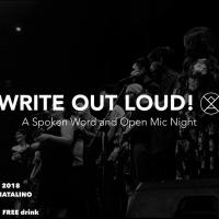 WRITE OUT LOUD: SPOKEN WORD AND OPEN MIC NIGHT AT MOW'S