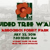 Guided Tree Walk at Arroceros Forest Park