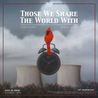 Those We Share The World With by Erikson Arcilla