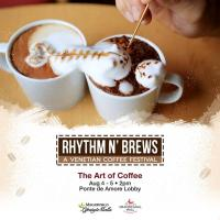 Latte Art Workshop and Coffee Brewing Demo