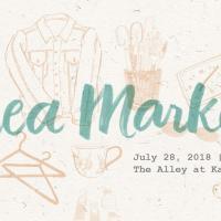 Flea Market at The Alley
