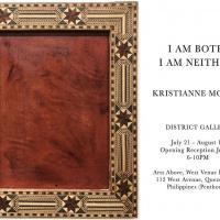 Kristianne Molina : I am both. I am Neither.