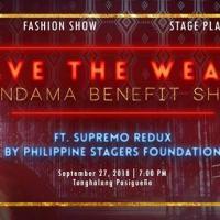 Save the Weave, Kandama Benefit Show