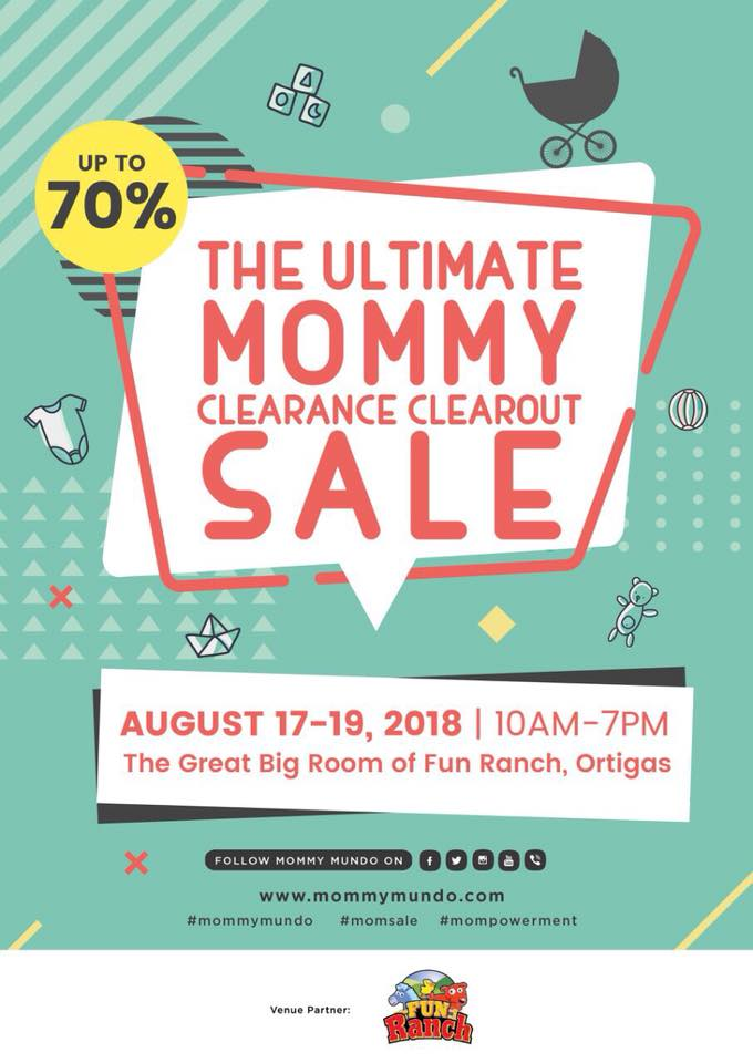 The Ultimate Clearance Clearout Sale!