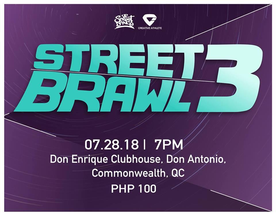 UP Streetdance Club: Street Brawl 3