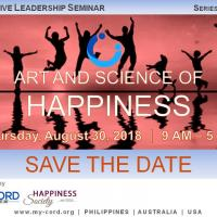 Art & Science of Happiness Executive Leadership Seminar