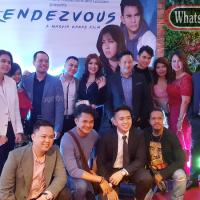 "Movie Premiere of KnightVision Entertainment Production and GooZam's ""RENDEZVOUS"""