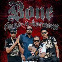 Bone Thugs-N-Harmony Live in Manila 2018