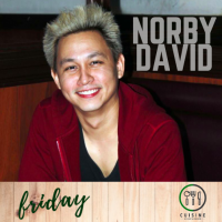 NORBY DAVID AT CUISINE BY CHEF & BREWER