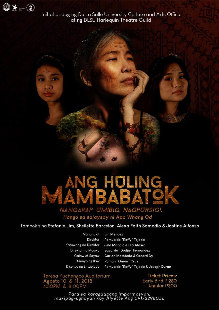 Ang Huling Mambabatok