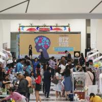 Kiddiepreneurs Front and Center at Commercenter Alabang's BIZ KIDS