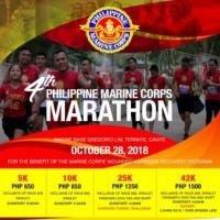 Philippine Marine Corps Marathon 2018