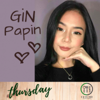GIN PAPIN AT CUISINE BY CHEF & BREWER