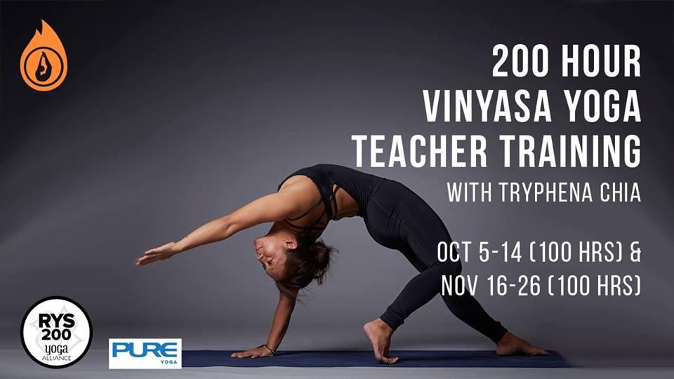200-hour Vinyasa Teacher Training