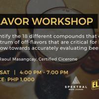 Beer Off-Flavor Sensory Workshop