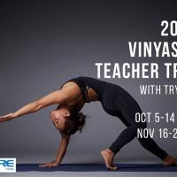 200-hour Vinyasa Teacher Training