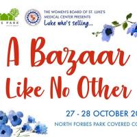 Luke Who's Selling: A Bazaar Like No Other