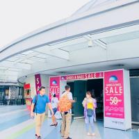 Shoes and Bags Sale at SM Skydome