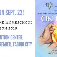 PHA Recommends: Philippine Homeschool Convention 2018